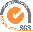 System Certification SGS ISO 9001:2000